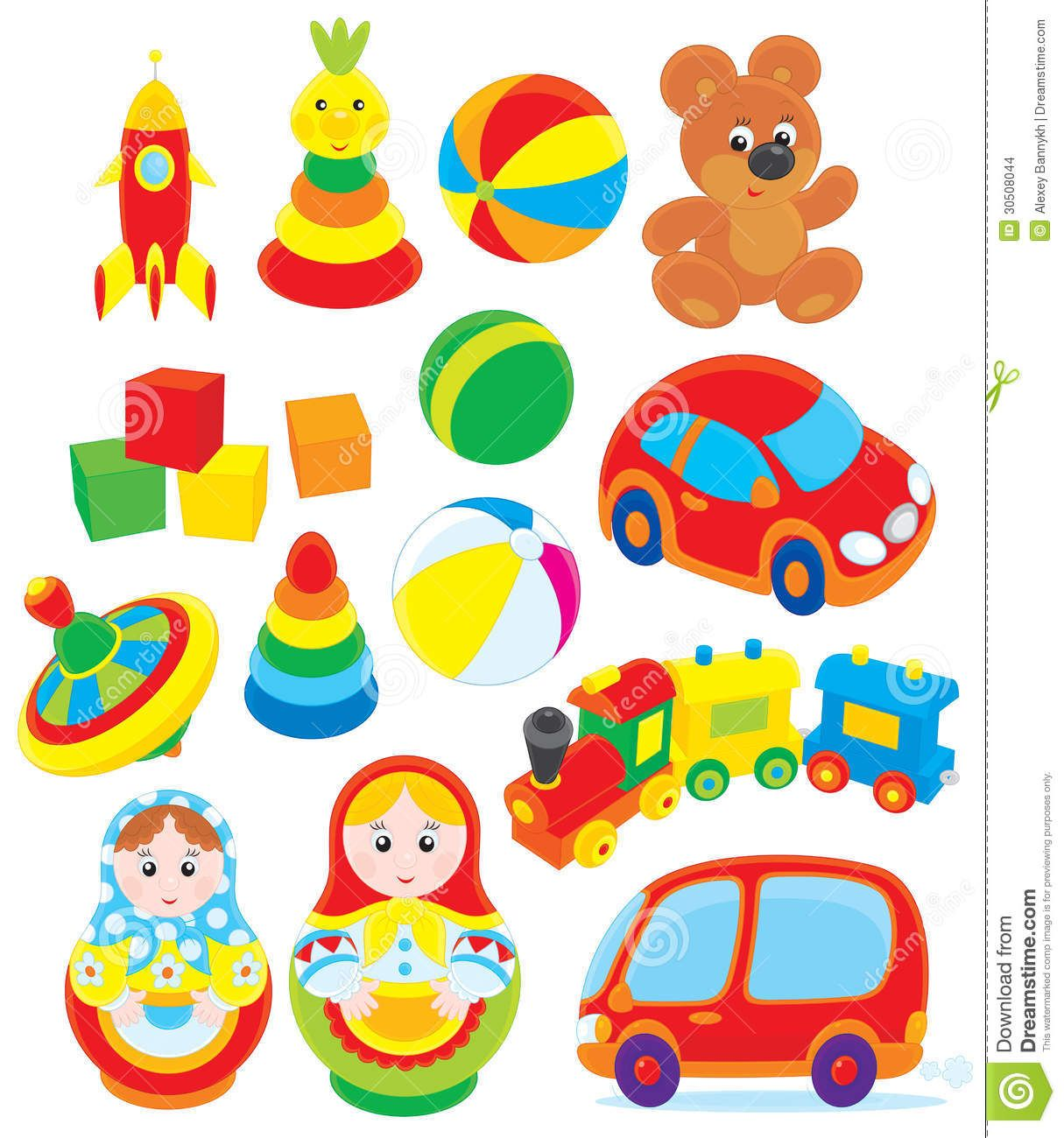 toys clipart - photo #30