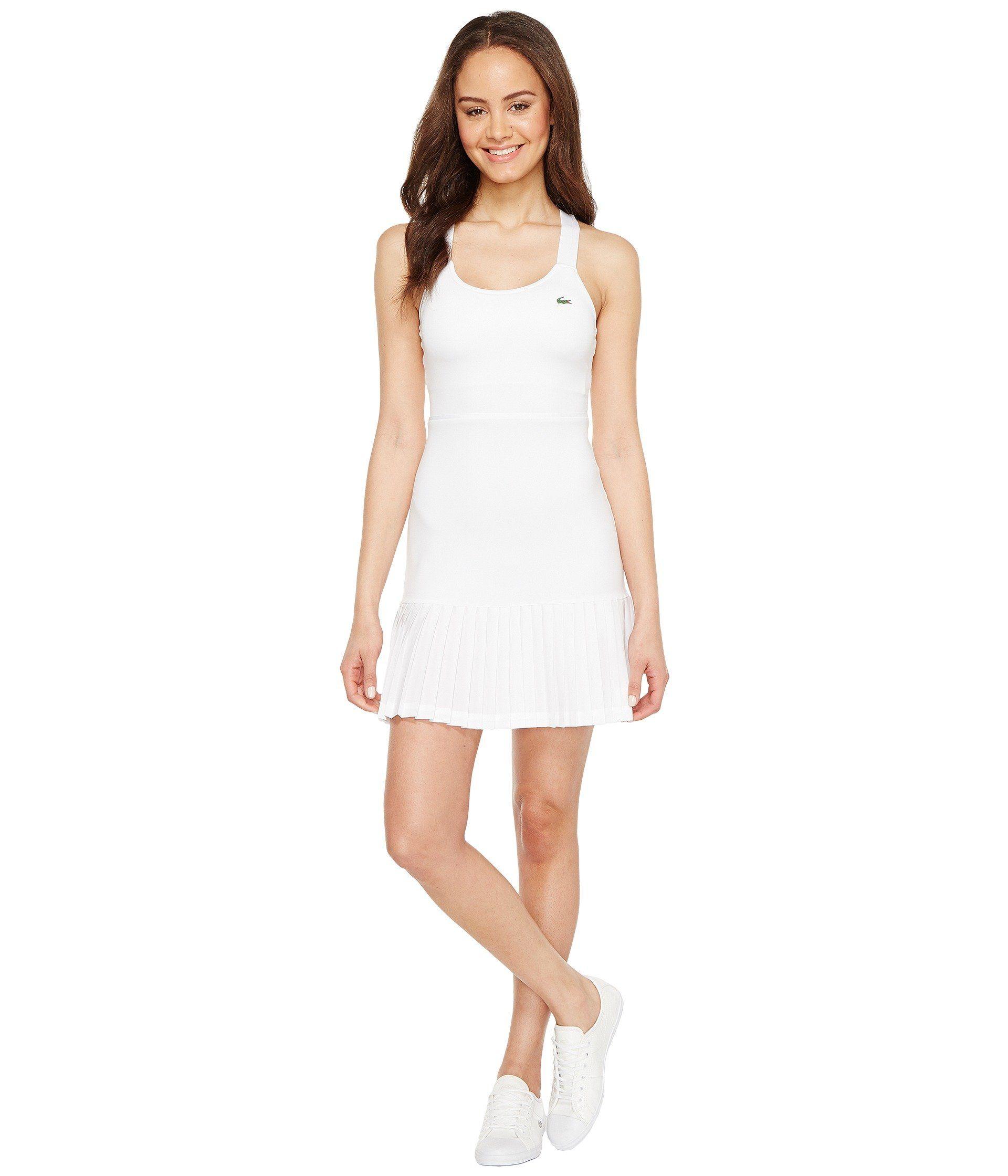 Lacoste Sport Australian Open Tennis Dress Lacoste Cloth Tennis Dress Lacoste Tennis Dress Clothes For Women [ 2240 x 1920 Pixel ]