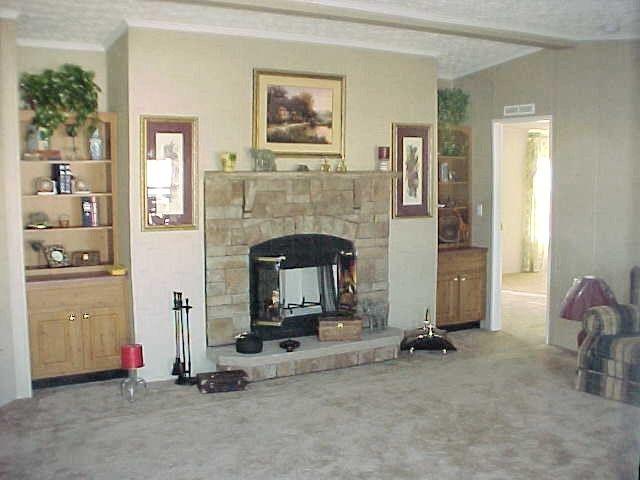 Mobile Home Interiors | Horton Double Wide Mobile Home