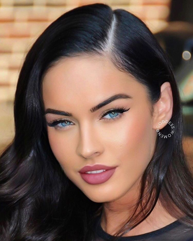 On Twitter In 2020 Megan Fox Makeup Megan Fox Hair Fox Makeup Tutorial