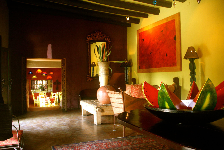 Design intrieur de style mexicaine ides2 | retraite