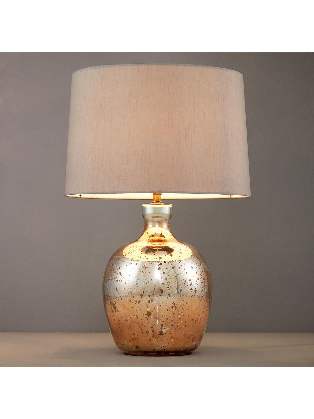 Lamps Online John Lewis Partners Tabitha Copper Table Lamp In 2019 Fire