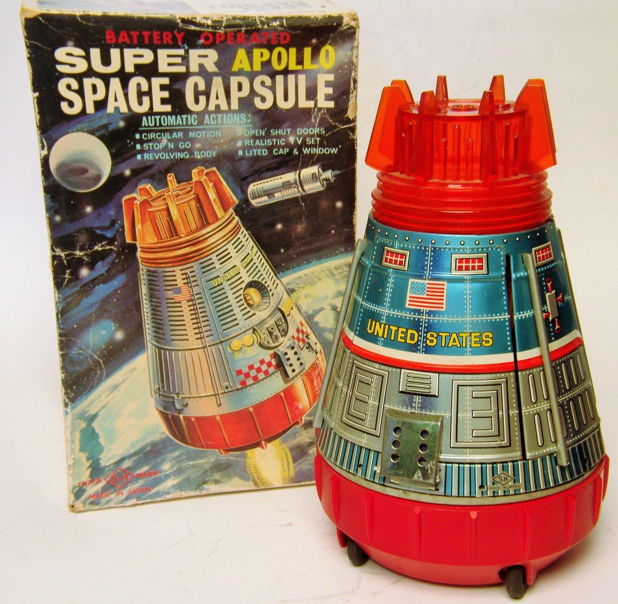 apollo spacecraft batteries - photo #22