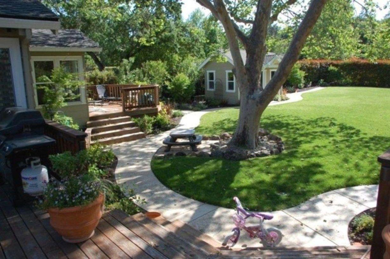 45 Backyard Design Ideas For Kids Matchness Com Family Garden Backyard Design Backyard Shade