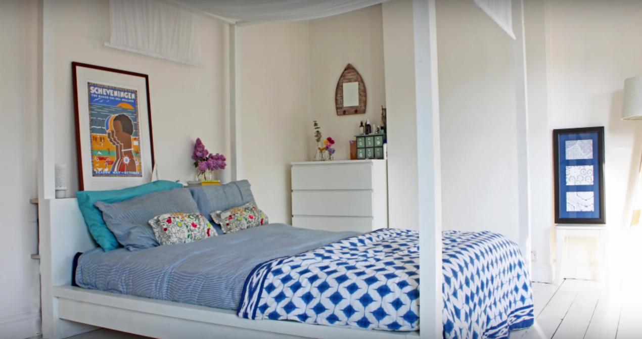 Ikea hack een modern hemelbed bedroom bedroom