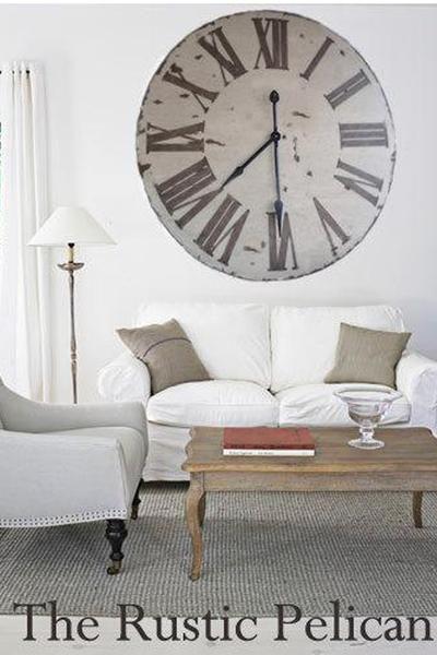 Clock - Large Wall Clocks in 2018 Clocks Pinterest Home Decor