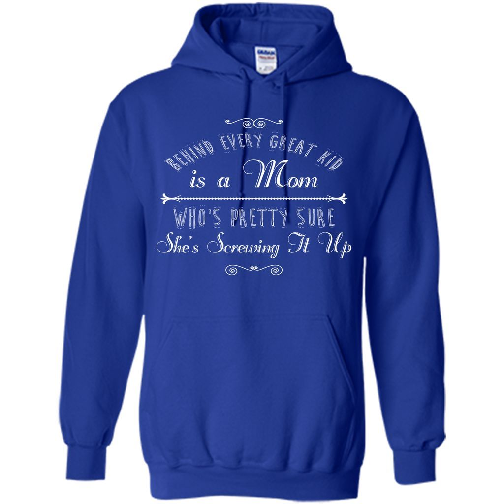 Behind Every Great Kid is a Mom T-Shirt