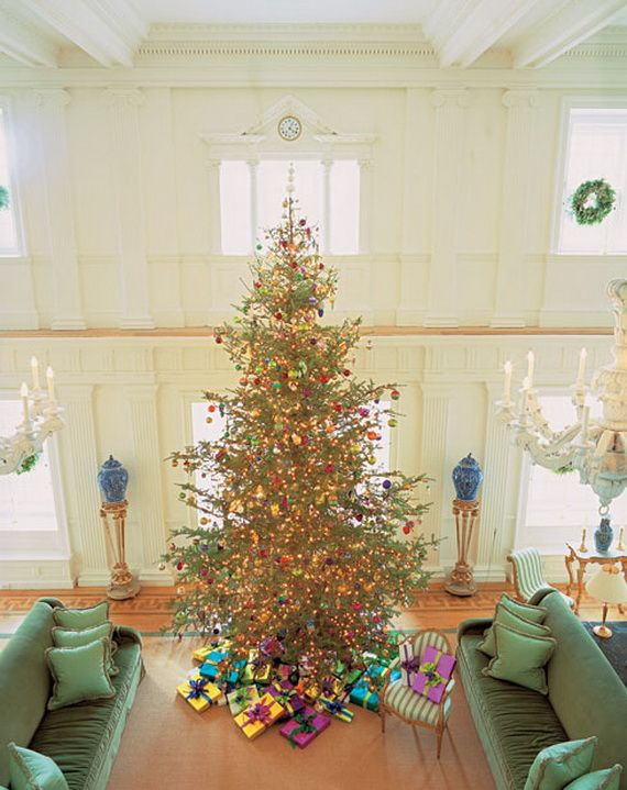60 Elegant Christmas Country Living Room Decor Ideas With Images