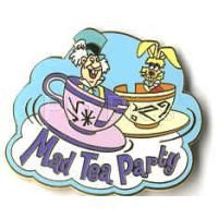 Pin 3314 Mad Tea Party