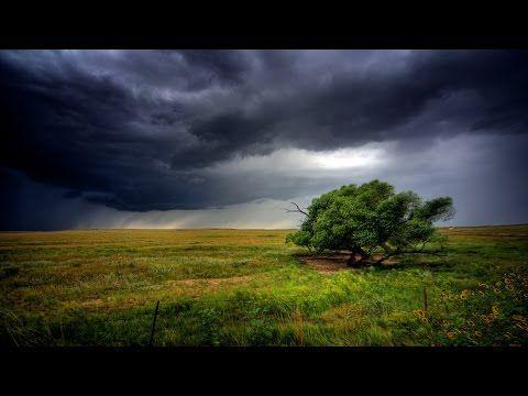 GUIDED SLEEP MEDITATION: Talk-Down with Thunder & Rain - 1 Hour