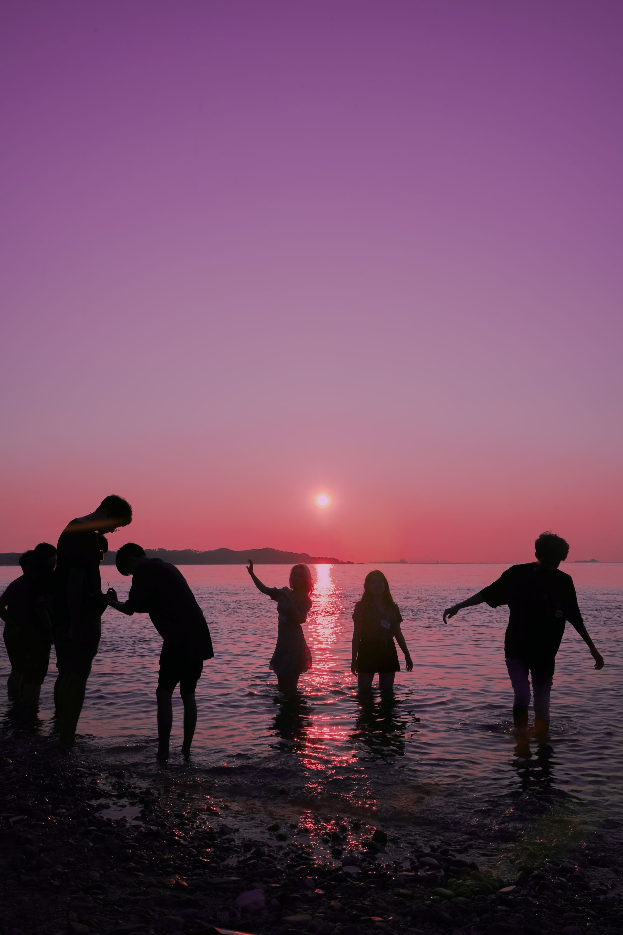 beach with friends, free photo, free image, free picture, 바다, 해변, 우정