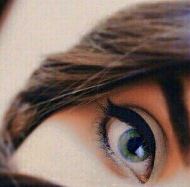 I Love Herr Yaaarr Beautiful Eyes Stylish Girl Pic