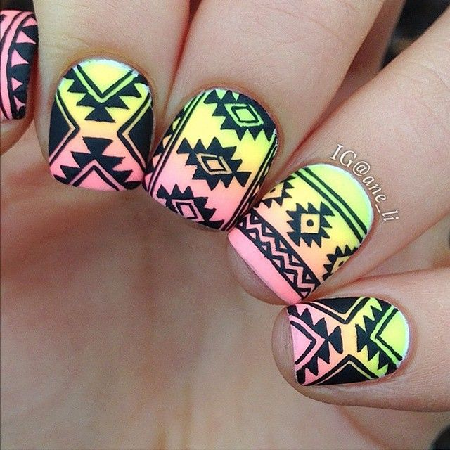 Pin by Denise Soto on Nail Art | Pinterest | Lady nails and Art nails