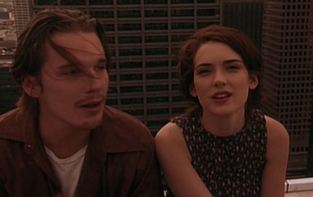 """""""I love her. She breaks my heart again and again, but I love her."""""""
