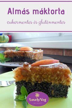 Cukormentes, diétás torta receptek