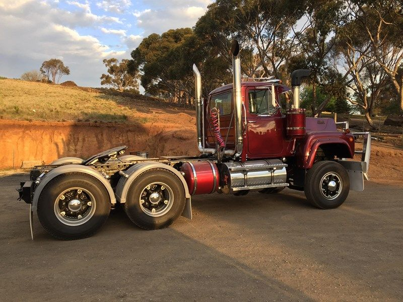 MACK R MODEL for sale | Tatoos | Pinterest | Mack trucks
