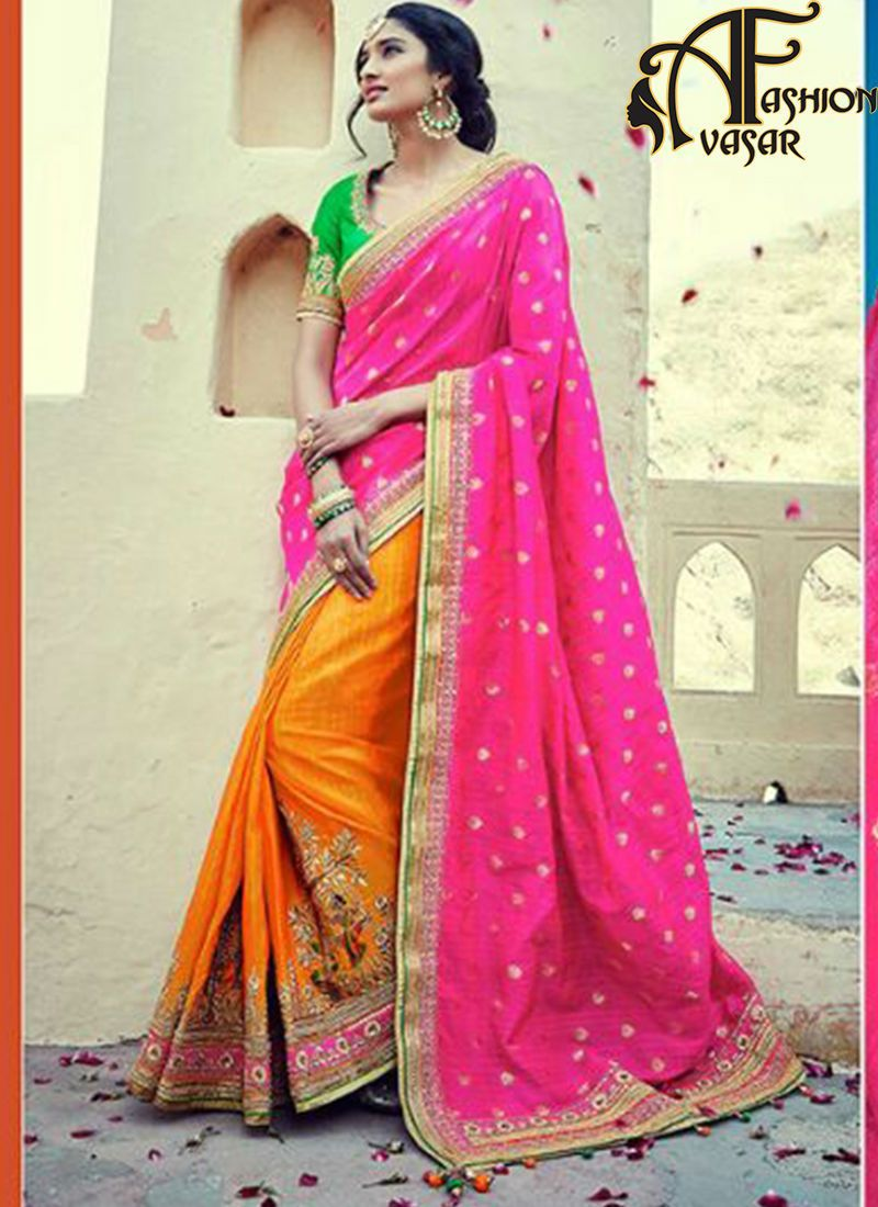 Half Sarees Online Shopping With Low Price Rate India Buy Half