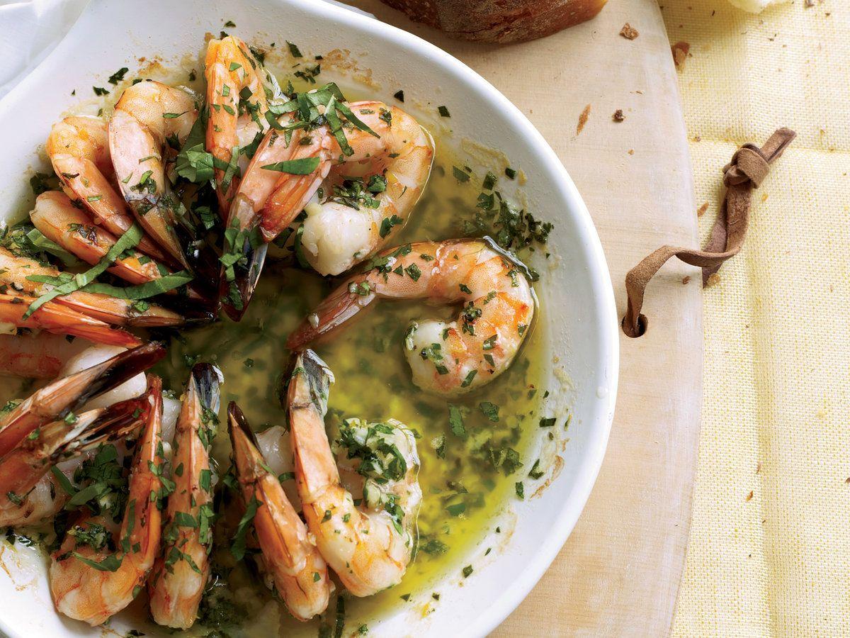 Sizzling shrimp scampi scampi flavored butter and garlic dinners sizzling shrimp scampi food wine forumfinder Images