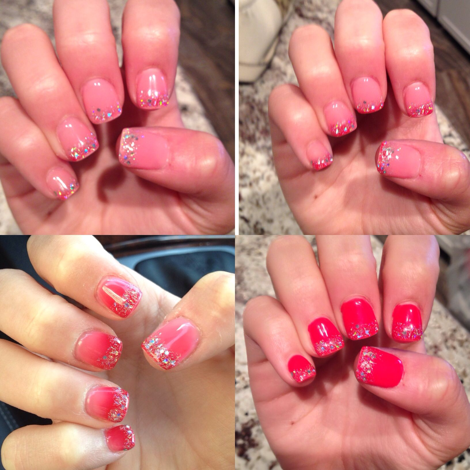 HyperColor Gel by Gel 2: Reaction. Light pink when hot. Red when ...