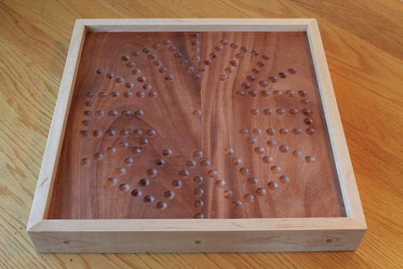 aggravation marbles game board 4 player and 6 by tilniccreations
