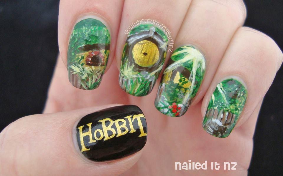 Nailed It NZ: the Hobbit Nails