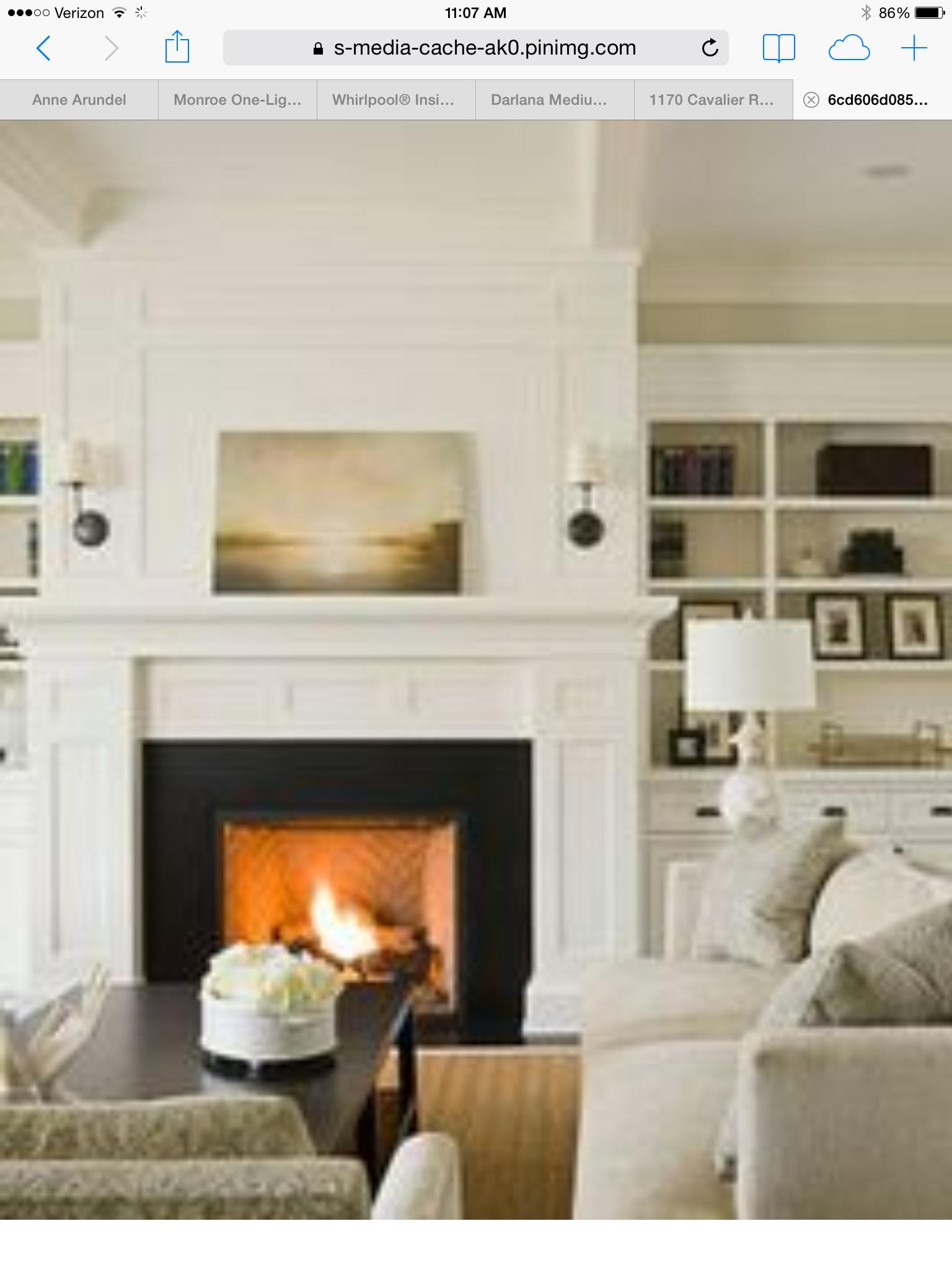 Wohnzimmer, Zuhause, Inneneinrichtung, Runde, Rund Ums Haus, Kaminofen,  Wohnbereich, Eingebauter Kamin, Kamin Umgibt