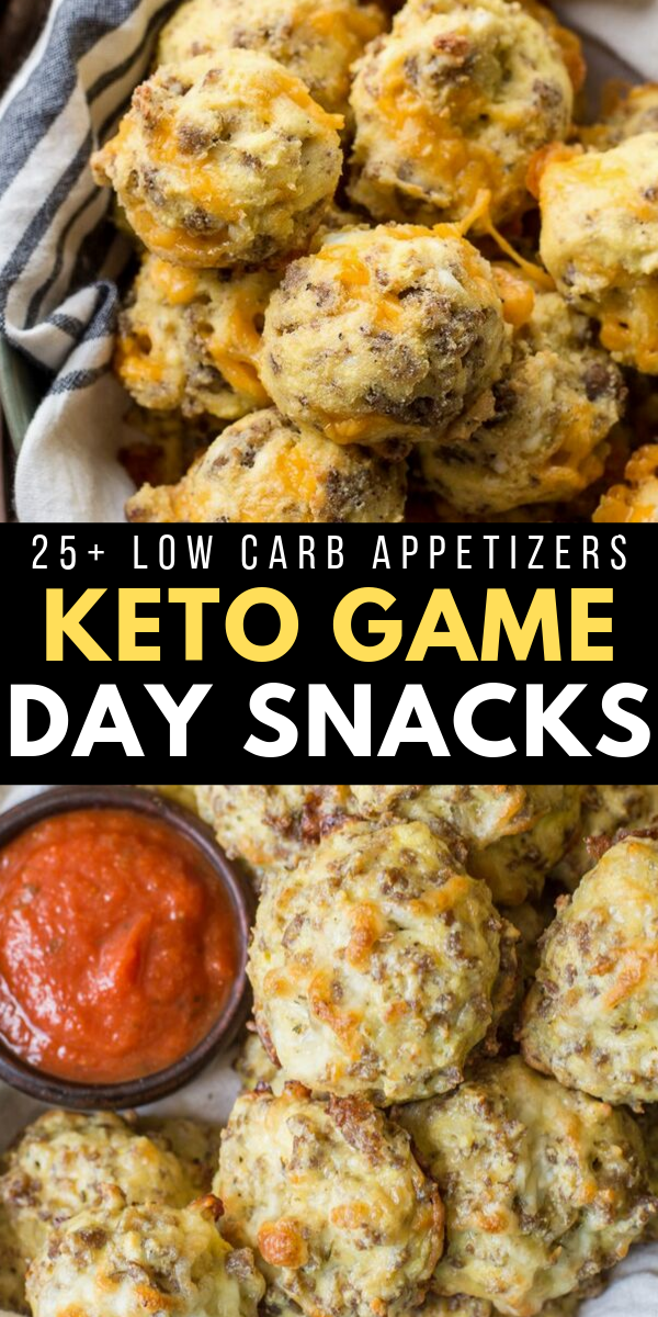25+ Low Carb Keto Game Day Snacks Appetizer recipes, Low