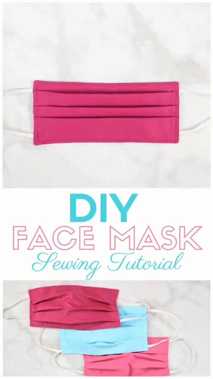 Photo of How to Sew a Surgical Face Mask   Sweet Red Poppy