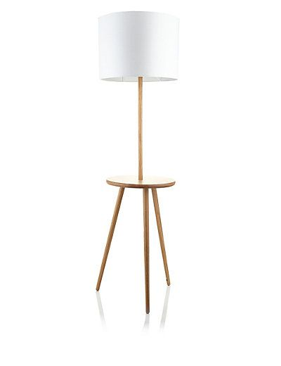 Floor Lamps Modern Tripod Wooden And Arc Floor Lamps Mands