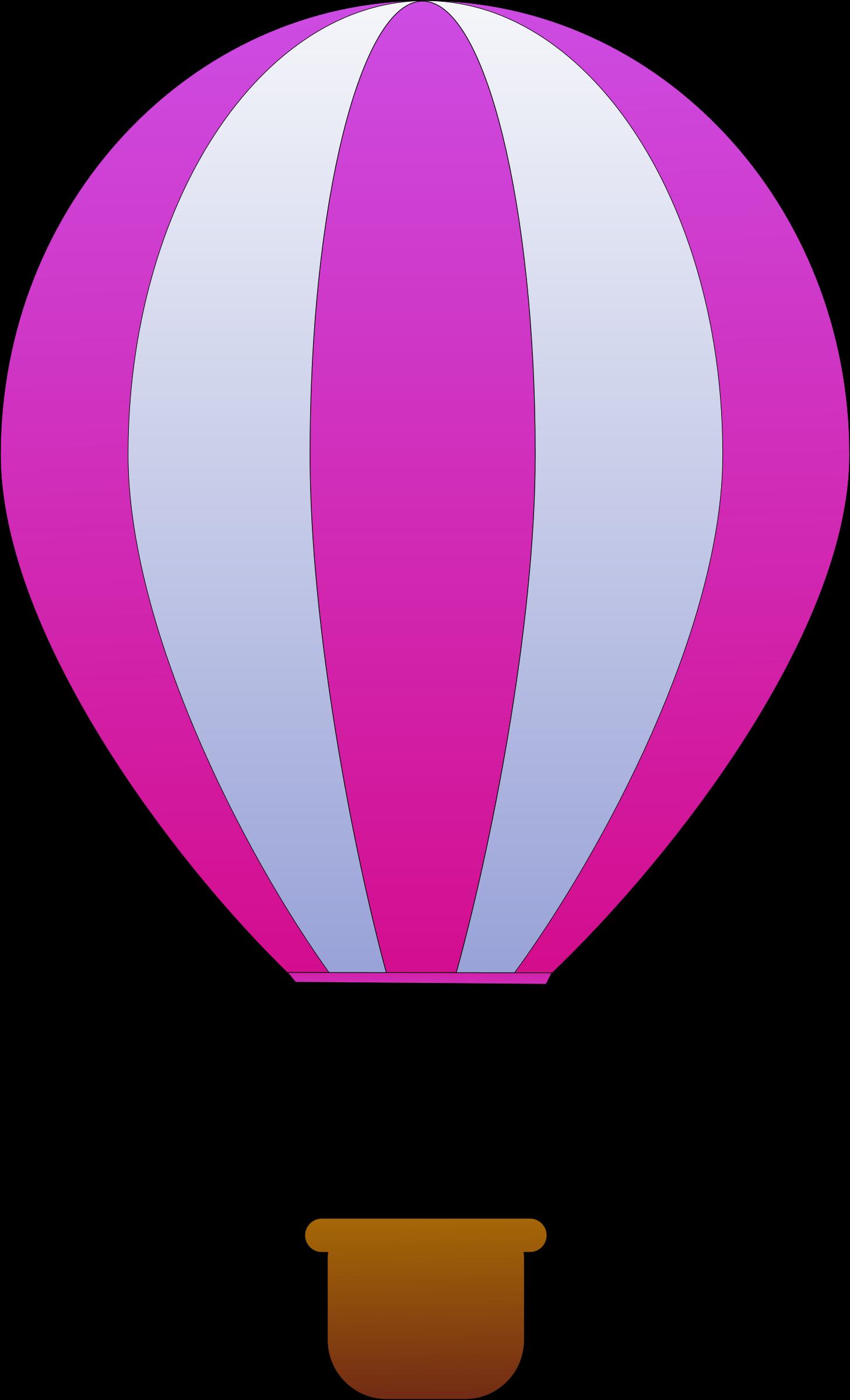Hot Air Balloon Clip Art