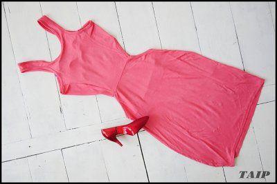 Boohoo Koralowa Sukienka Wyciecia 34 6248232441 Oficjalne Archiwum Allegro