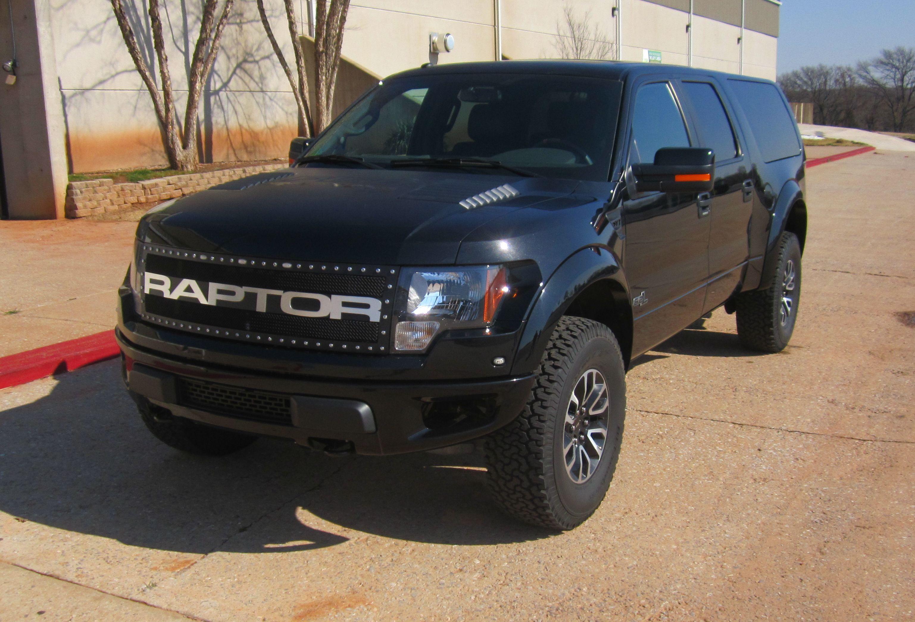 Ford Raptor Suv Conversion Suv Ford Raptor Ford Trucks