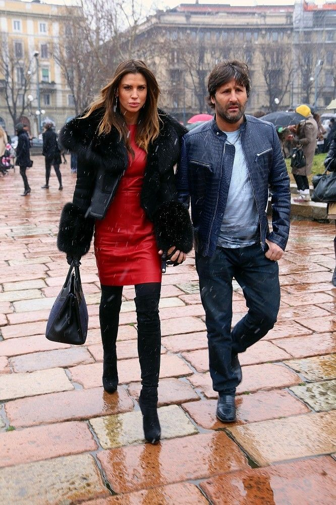 Just Cavalli fashion show arrivals in Milan - Pictures - Zimbio