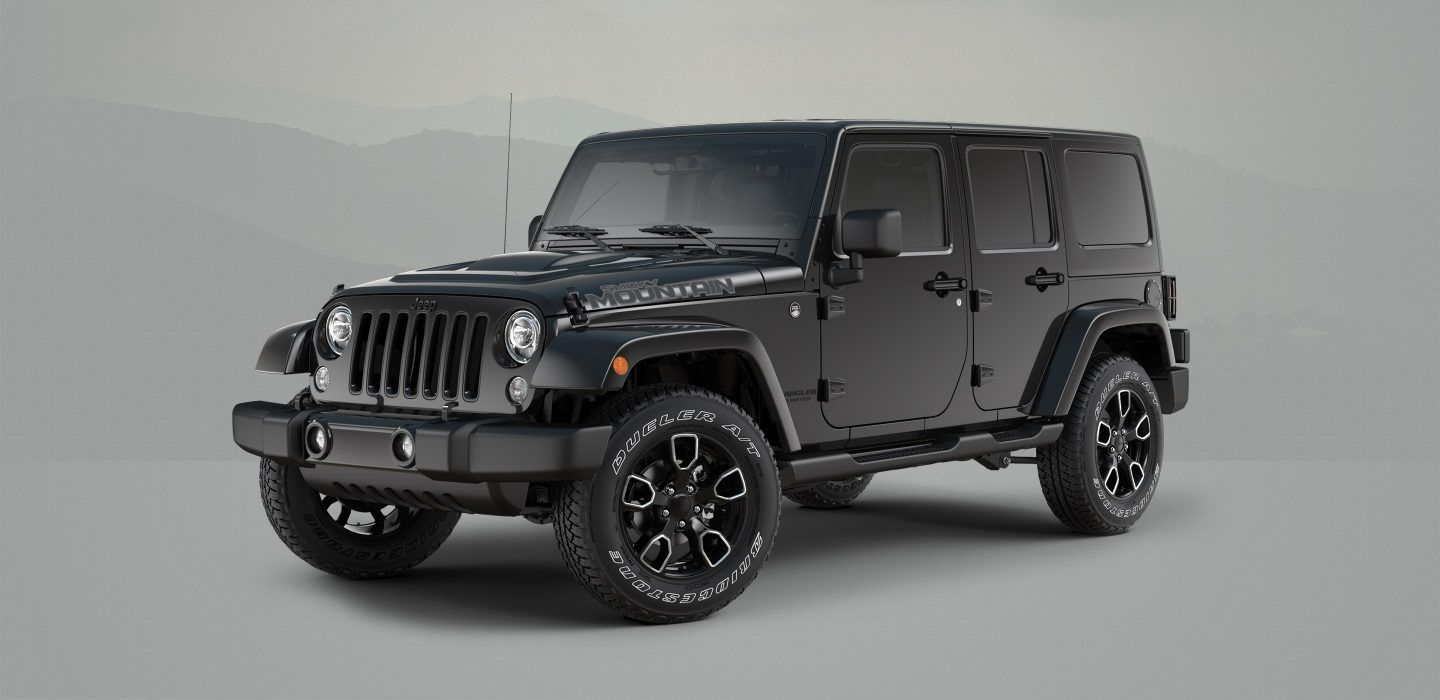 Jeep Wrangler Gets A Couple More Special Editions Before It S Replaced Jeep Wrangler 2017 Jeep Wrangler Jeep