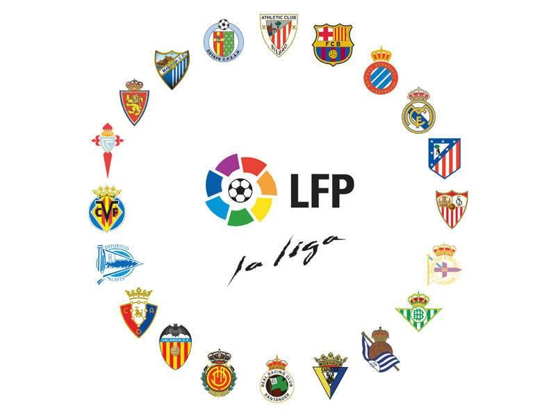 Spanish La Liga Tables Standings 2017 2018 Spanish La Liga La Liga Live Soccer