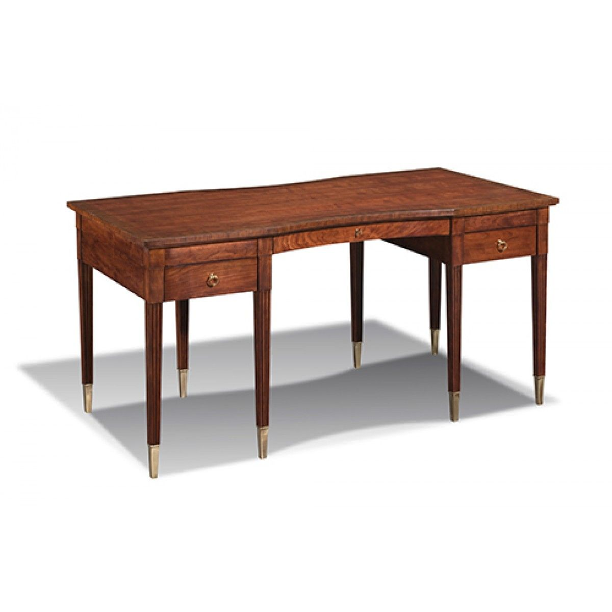 Wooden Desk Div P This Is A Cherry Finish Classic Writing Desk With Matching Chair It S Tra Traditional Writing Desk Classic Writing Desk Matching Chairs