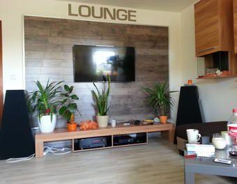 Wand Laminat Küche wohnwand tv wand selbst gebaut teil 1 laminat tv wand wohnwand
