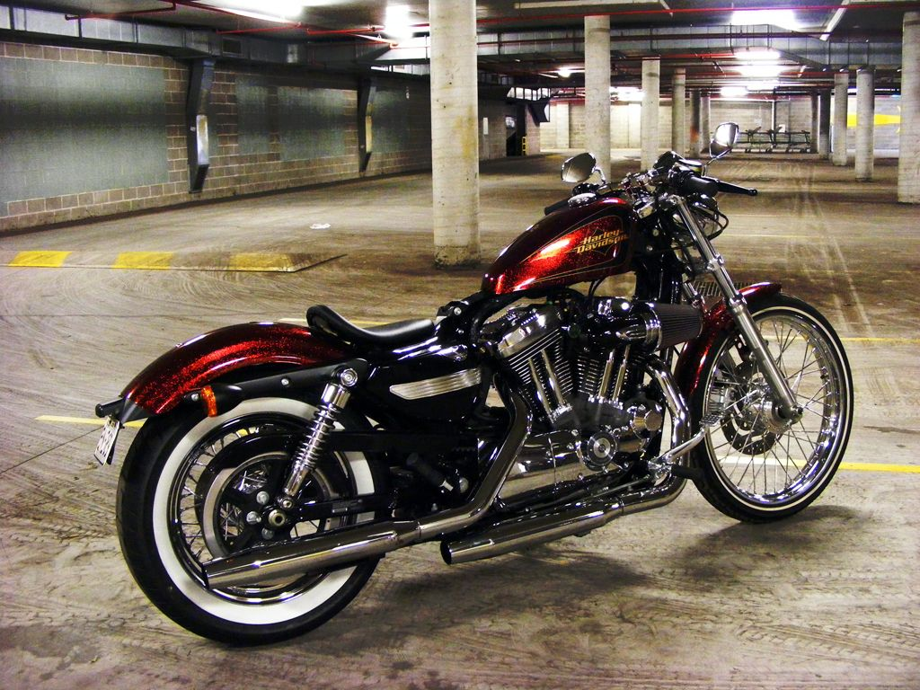 Sportster Seventy Two Drag Bar Google Zoeken Rosso