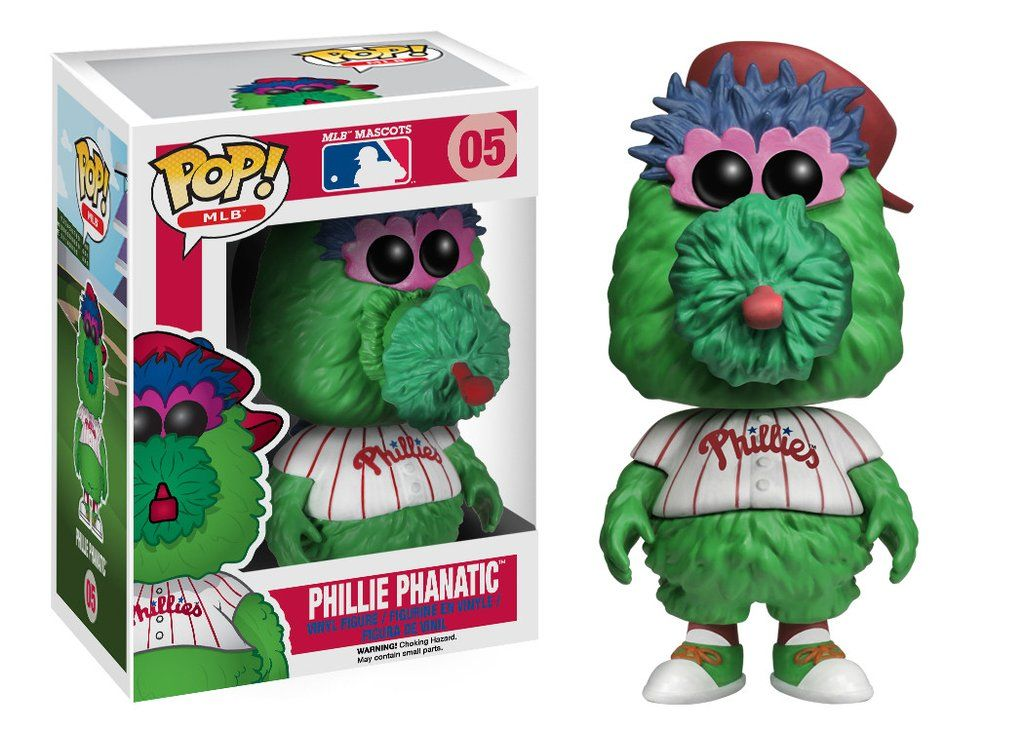 Pop! Sports MLB Phillie Phanatic Funko (With images