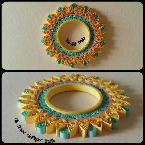 By the house of paper crafts also best quilling images on pinterest candle rh