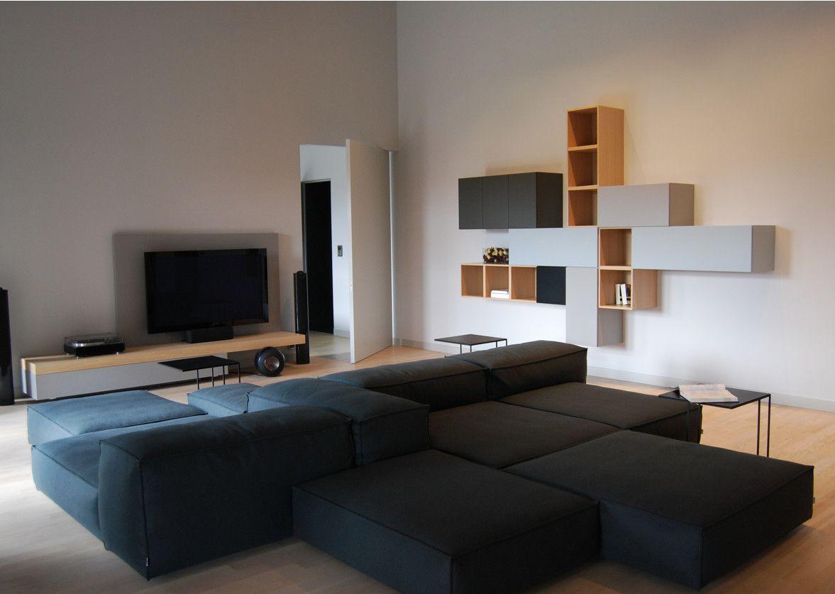 extrasoft living divani | Inspiration Moodboard I & A | Pinterest ...