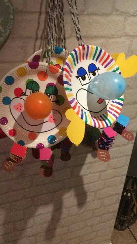 Pin von karlchen auf basteln karneval basteln basteln und basteln mit kindern - Ideen karneval ...