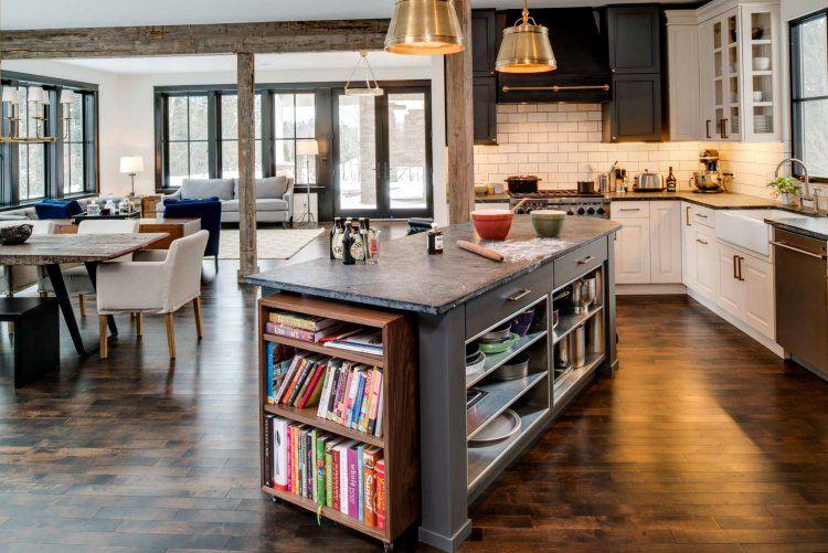Cuisine avec îlot central ou bar en 111 idées merveilleuses! - Cuisine Design Avec Ilot Central