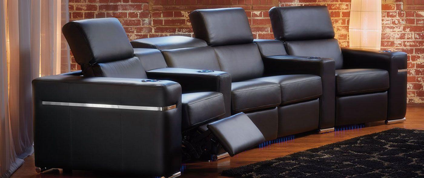 Costner Jaymar Home Cinema Seating | Home theater seating