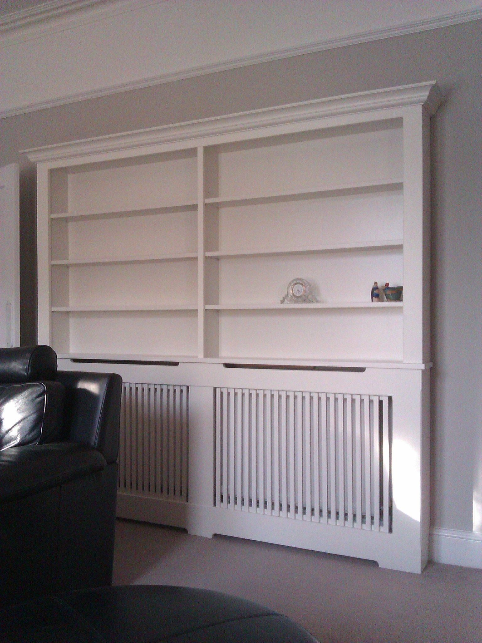 Radiator Cover Bookcase Www Cliftonwardrobes Co Uk Built In