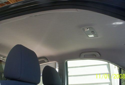 Step By Step Tutorial For Fixing A Falling Headliner In A Mazda 6 Mazda 6 Car Mazda