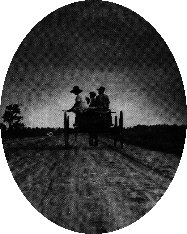 """""""Leaving Home"""", Eudora Wetly"""