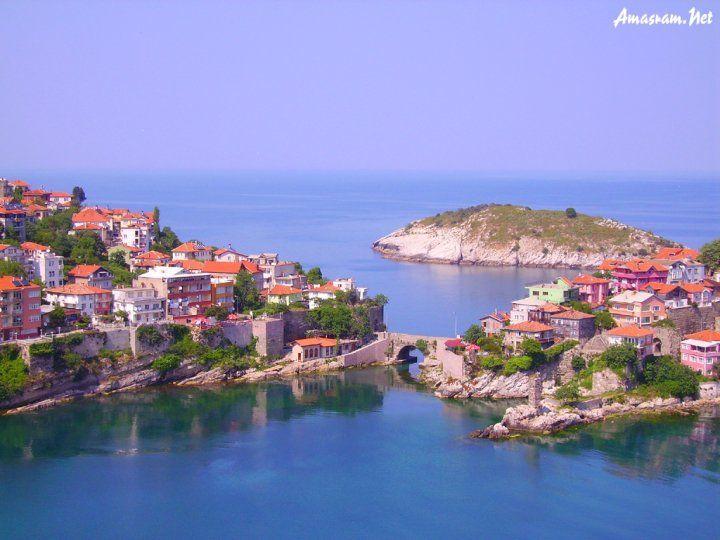Amasra Bartin Turkey Seyahat Geziler