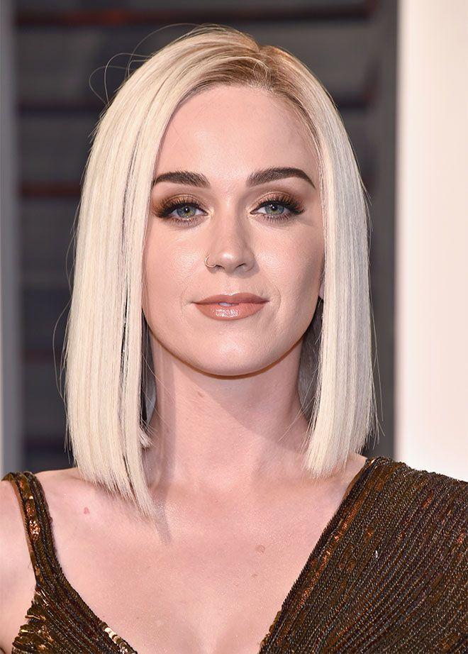 Katy Perry'nin Yeni Saç Modeli