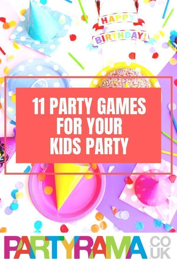 11 Of The Best Kids' Birthday Party Games 11 party games for your kids party